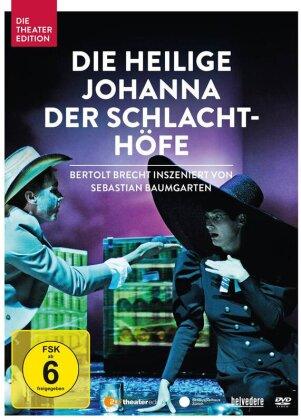 Die heilige Johanna der Schlachthöfe (Die Theater Edition)