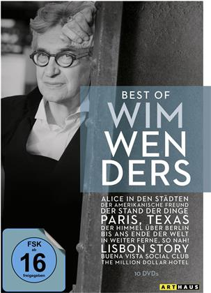 Best of Wim Wenders (Arthaus, 10 DVDs)
