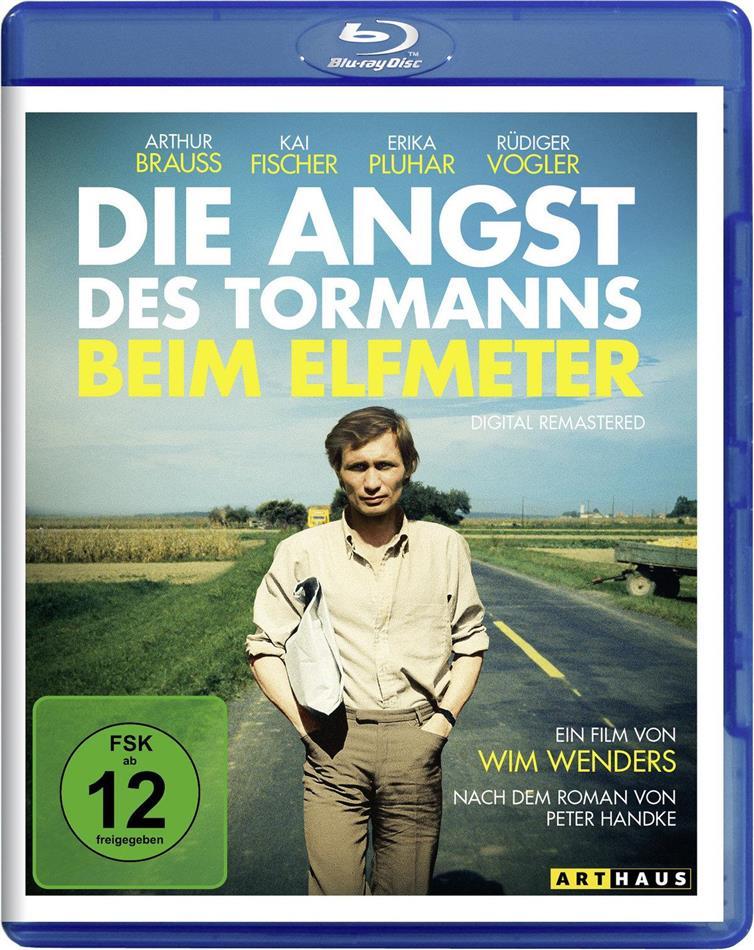 Die Angst des Tormanns beim Elfmeter (1972) (Arthaus)
