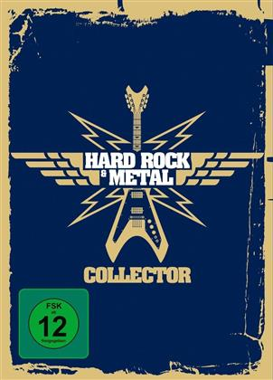 Various Artists - Hard Rock & Metal - Collector (6 DVD + CD)