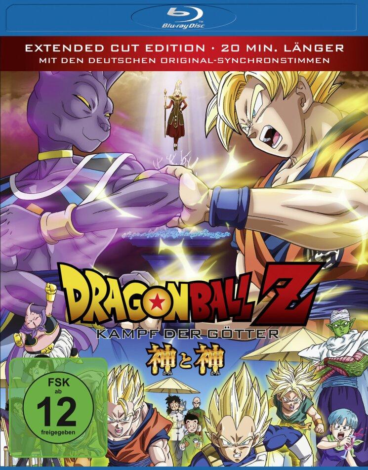 Dragonball Z - Kampf der Götter (Extended Edition)