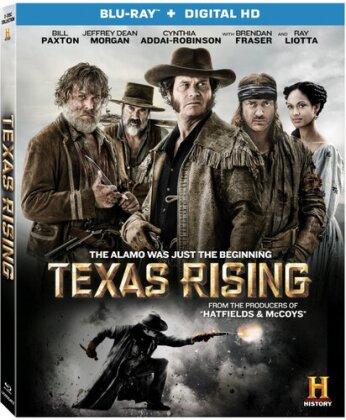 Texas Rising (2015) (3 Blu-rays)
