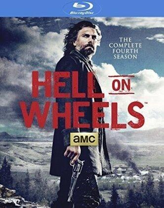 Hell On Wheels - Season 4 (3 Blu-rays)