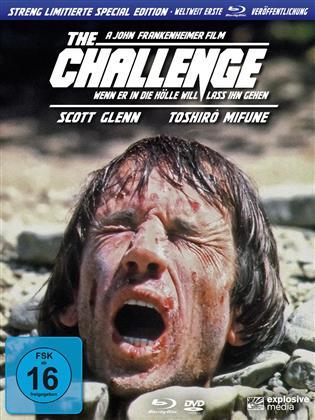 The Challenge - Wenn er in die Hölle will, lass ihn gehen (1982) (Limited Special Edition, Blu-ray + DVD)