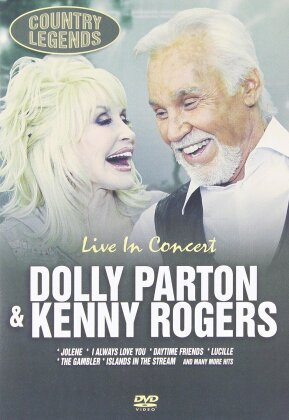 Dolly Parton & Kenny Rogers - Live in Concert (Country Legends, Inofficial)