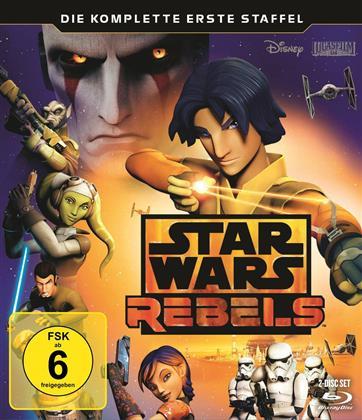 Star Wars Rebels - Staffel 1 (2 Blu-rays)