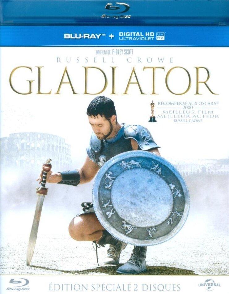 Gladiator (2000) (Kinoversion, Langfassung, Special Edition, 2 Blu-rays)