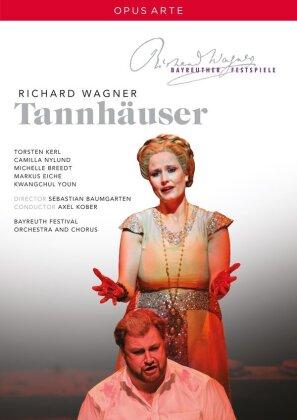 Bayreuther Festspiele Orchestra, Axel Kober, … - Wagner - Tannhäuser (Opus Arte, 2 DVDs)