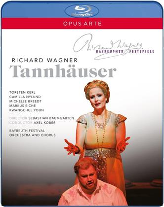 Bayreuther Festspiele Orchestra, Axel Kober, … - Wagner - Tannhäuser (Opus Arte, 2 Blu-rays)