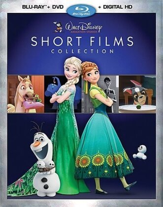 Walt Disney Animation Studios - Short Film Collection (Blu-ray + DVD)