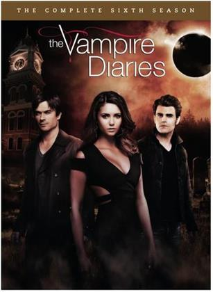The Vampire Diaries - Season 6 (5 DVDs)