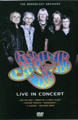 Yes - Live in Concert (Inofficial)