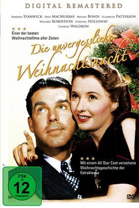 Die unvergessliche Weihnachtsnacht (1940) (s/w, Remastered)