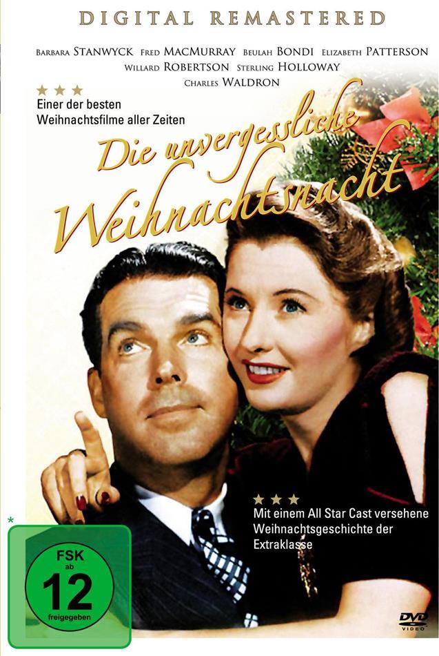 Die unvergessliche Weihnachtsnacht (1940) (n/b, Versione Rimasterizzata)