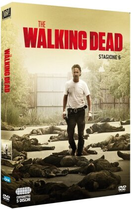 The Walking Dead - Stagione 6 (5 DVDs)