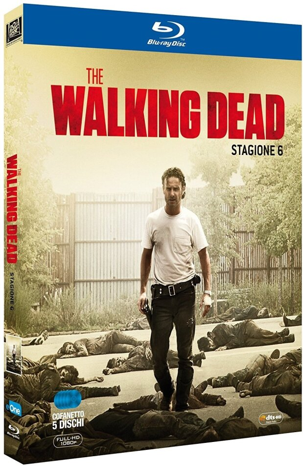 The Walking Dead - Stagione 6 (5 Blu-rays)