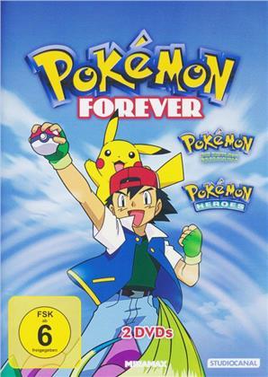 Pokémon Forever - Die zeitlose Begegnung / Heroes (2 DVD)