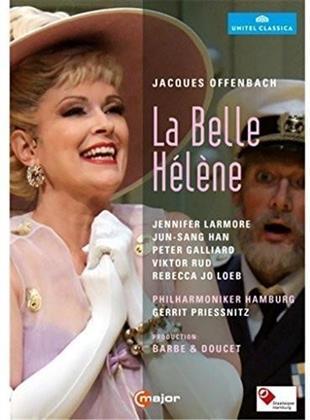 Philharmoniker Hamburg, Gerrit Priessnitz, … - Offenbach - La Belle Hélène (C Major, Unitel Classica)