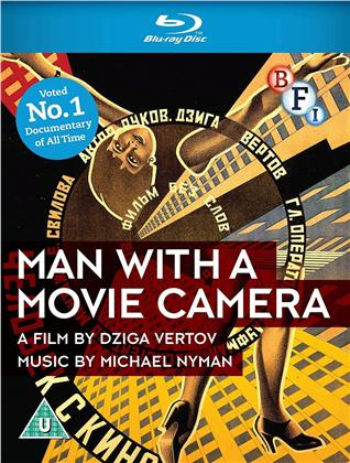 Man With a Movie Camera (1929) (s/w)