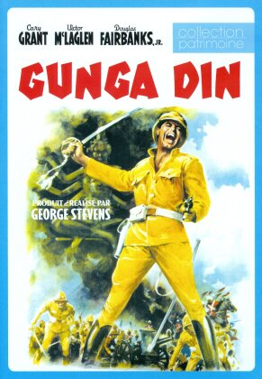 Gunga Din (1939) (Collection Patrimoine, s/w)