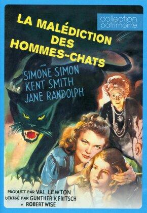 La Malédiction des hommes-chats (1944) (Collection Patrimoine, n/b)