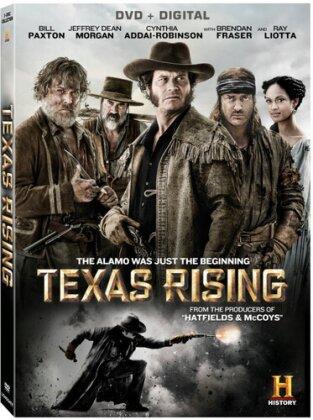 Texas Rising (2015) (3 DVDs)