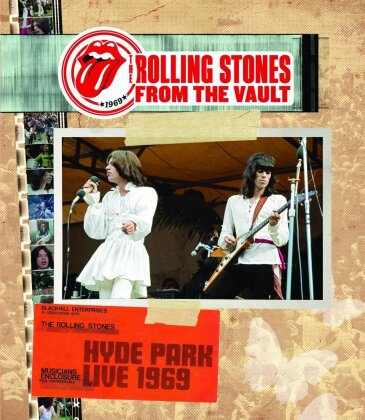 The Rolling Stones - From the Vault: Hyde Park - Live 1969