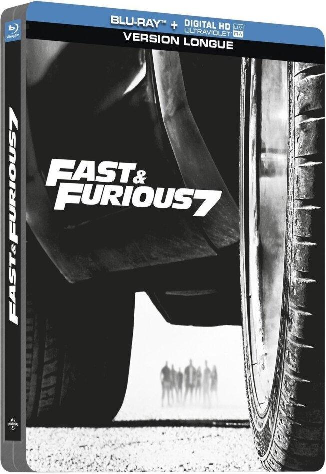 Fast & Furious 7 (2015) (Langfassung, Steelbook)