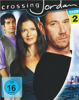 Crossing Jordan - Staffel 2 (5 Blu-rays)