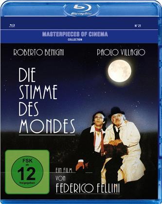 Die Stimme des Mondes (1990) (Masterpieces of Cinema)