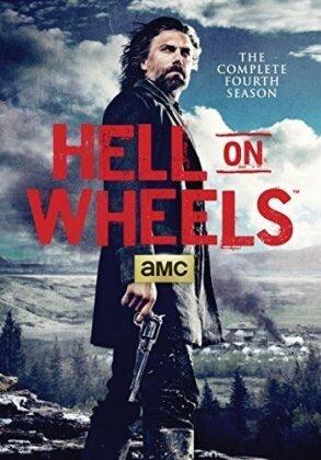 Hell on Wheels - Season 4 (3 DVDs)