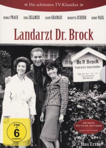 Landarzt Dr. Brock (s/w, 4 DVDs)