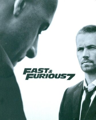 Fast & Furious 7 (2015) (Extended Edition, Versione Cinema, Steelbook)