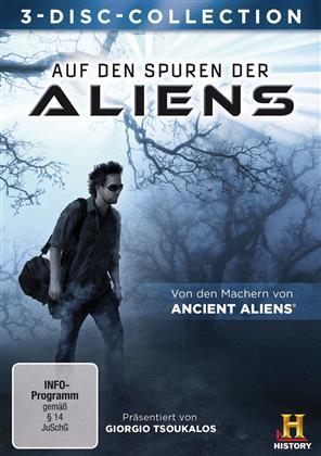 Auf den Spuren der Aliens (History Channel, 3 DVDs)