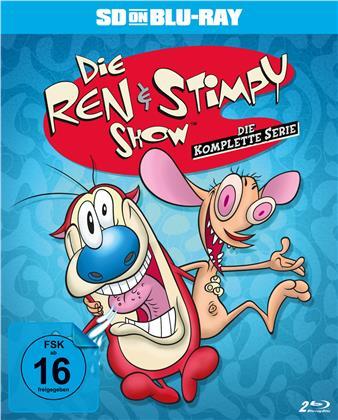 Die Ren & Stimpy Show - Die komplette Serie (2 Blu-rays)