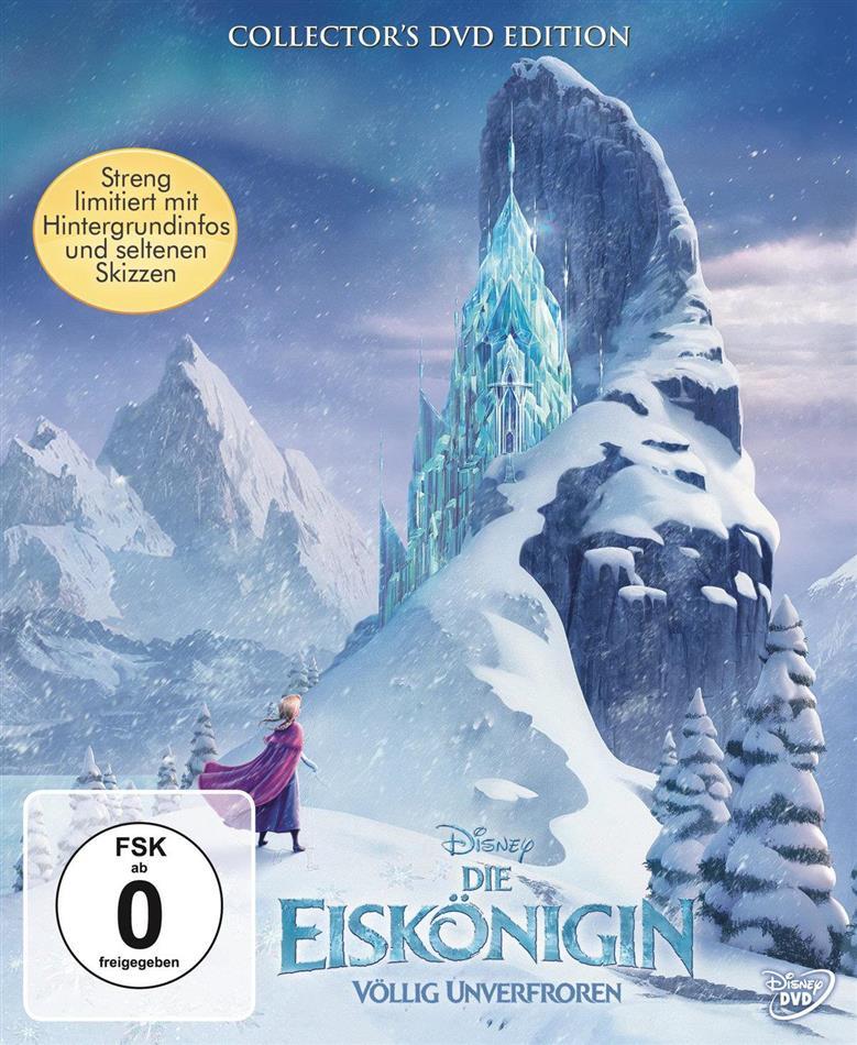 Die Eiskönigin - Völlig unverfroren (2013) (Digibook, Limited Collector's Edition)
