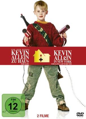 Kevin allein zu Haus / Kevin allein in New York (2 DVDs)