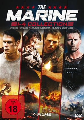 The Marine 1 - 4 Collection (4 DVDs)