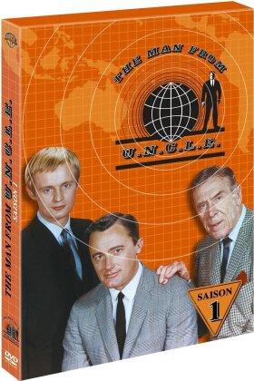 Des Agents très spéciaux - Saison 1 (s/w, 7 DVDs)