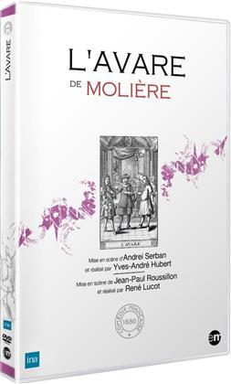 L'Avare de Molière (1973) (Comédie-Française 1680, s/w)