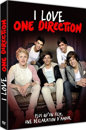 One Direction - I Love One Direction (2012)