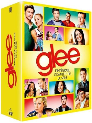 Glee - Saisons 1 - 6 (36 DVDs)