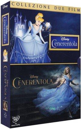 Cenerentola (1950) / Cenerentola (2015) (2 DVDs)
