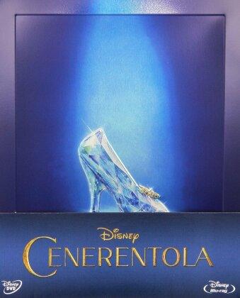 Cenerentola (2015) (Steelbook, Blu-ray + DVD)