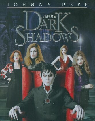 Dark Shadows (2012) (Steelbook)