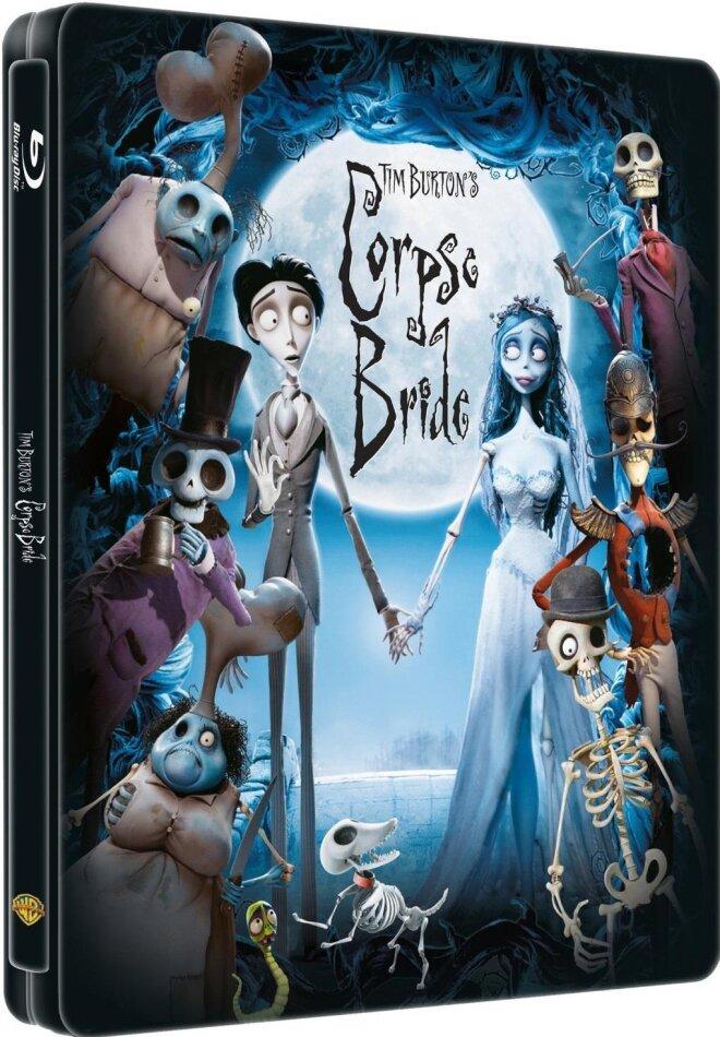 Corpse Bride (2005) (Steelbook)