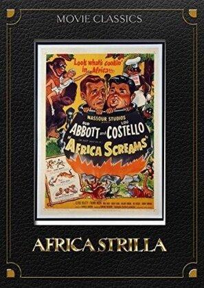 Africa strilla (1949) (s/w)