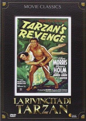La rivincita di Tarzan (1938) (s/w)