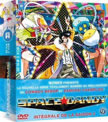 Space Dandy - Saison 2 - Intégrale (3 DVD)