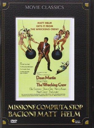 Missione compiuta, stop, bacioni Matt Helm (1968)